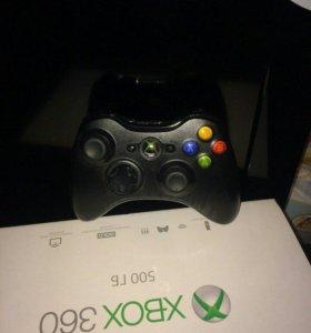 XBOX 360,500 gb