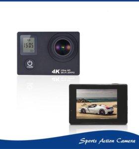 Экшн-камера 4К Full HD
