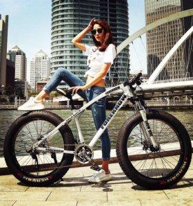 Велосипед fatbike