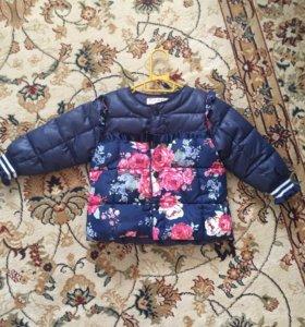 Куртка  86 р весна