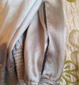 Блузка из искуственного шелка