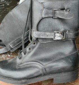 Ботинки форменные