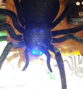 Интерактивная радиоуправляемый паук