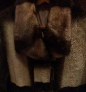 Шубка бобрик