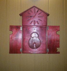 Ключница-шкафчик