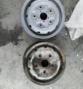 Пескоструй колесные диски