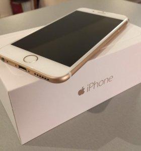 Новый Apple iPhone 6 16gb Gold,Золотой