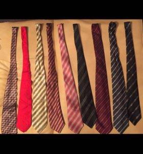 Новые галстуки