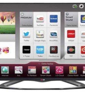 Smart TV 3D (LG 32LA660V)