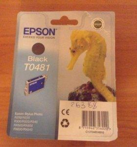 Картриджи для Epson