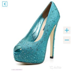 Вечерние туфли фирмы Vitacci
