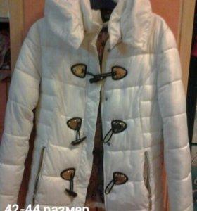 Куртка зимняя 42-44 размер