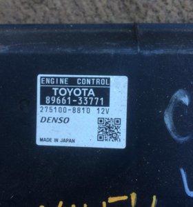 Блок управления двигателем для камри 89661-33771