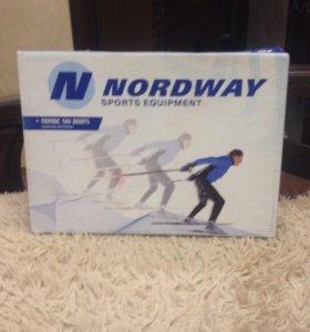 Nordway sports equipment лыжные батинки