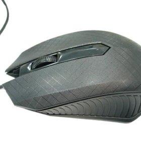Мышка проводная оптическа