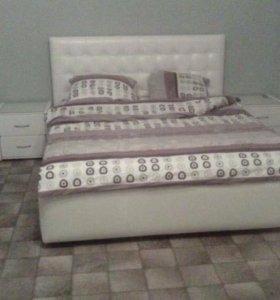 """Новая кровать """"Эммануэль"""""""