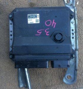 Блок управления двигателем для тойота 89661-06c21