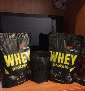 Протеин сывороточный 1 кг