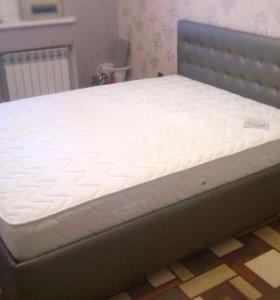 Кровать Эммануэль в упаковке