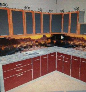 Кухни заводской сборки