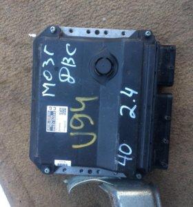 Блок управления двигателем камри 89661-06G40