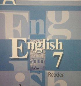 Английский reader 7 класс