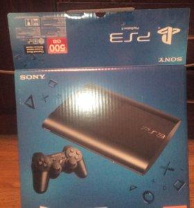 Игровая приставка Sony PlayStation 3 ( ps3 )