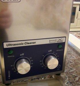 Ультразвуковая ванна новая
