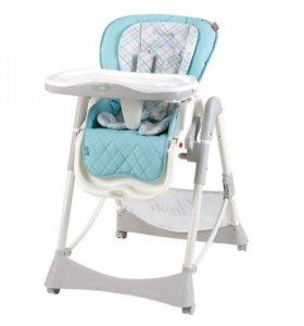 Новый стульчик для кормления Happy Baby William