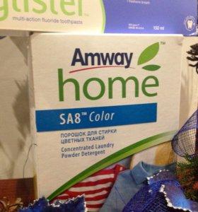 SA8™ Порошок для стирки цветных тканей