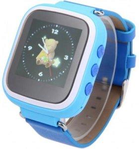 Новые умные часы с GPS для детей