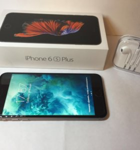 Apple iPhone 6s Plus 16GB Space Gray - оригинал