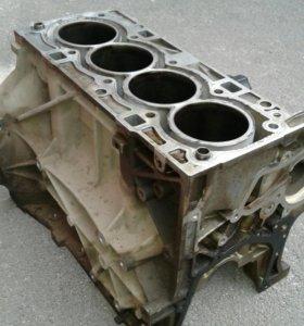 Блок цилиндров (двигат.)Ford Focus 2 1.6л 100 л. с
