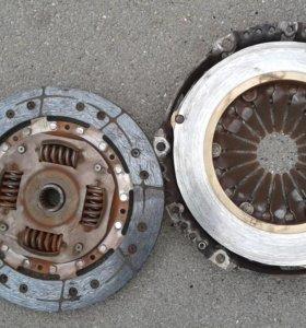 Сцепление (диск,корзина,выжимной) Форд Фокус 2