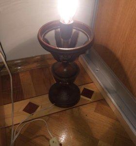 Светильник под старинку