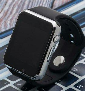 """Смарт часы """"А1""""+ Подарок microSD на 8g."""