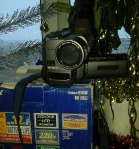 видео камера сони