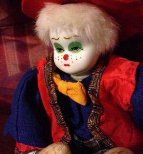 Антиквариат фарфор  кукла Германия