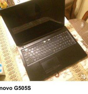 Lenovo G505S CPU 4x2.5-3.5Ghz HDD 1TB Video 1GB