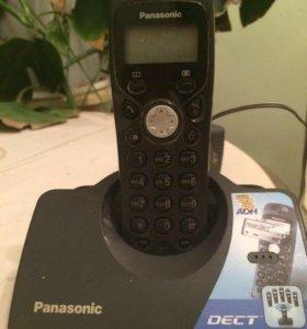 Домашний радиотелефон Panasonic