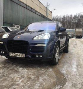 Porsche Кайен