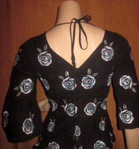 Фирменная кофта/блузка