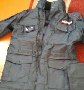 осенняя куртку