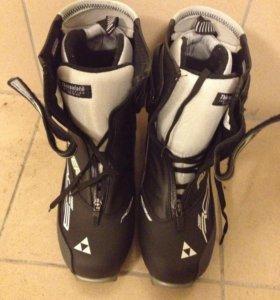 Лыжные ботинки Fischer Combi RC3