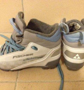 Женские лыжные ботинки Fischer VisionSport