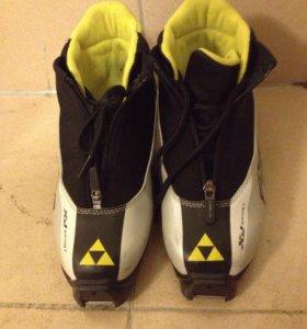 Лыжные ботинки детские Fischer XJ Sprint