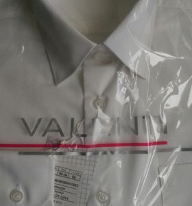 Рубашка белая, 158-164