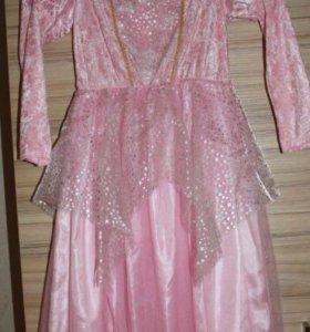 Новогоднее/карновальное платье феи/принцессы