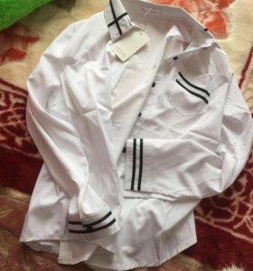 Новая женская рубашка