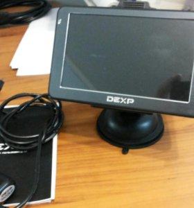 Навигатор DEXP Auriga DS510